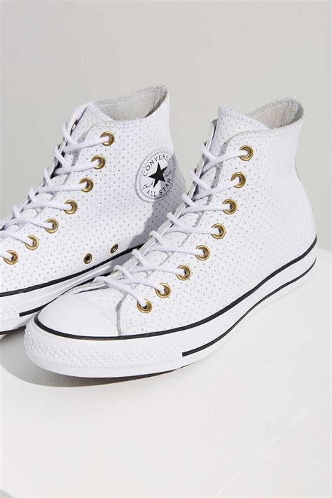 Converse Perforated Sneakers