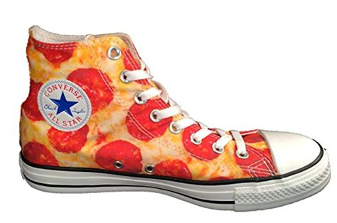Converse Pizza Sneakers