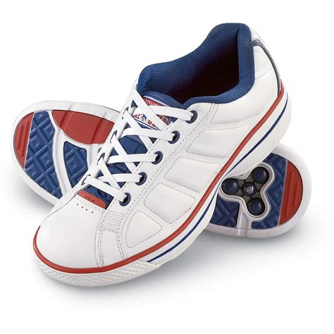 Converse Red White And Blue Sneakers
