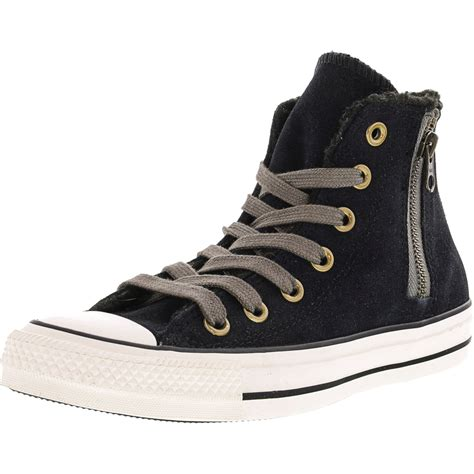 Converse Side Zip Sneakers