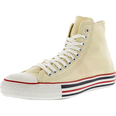 Converse Signature Ox Canvas High-top Sneakers