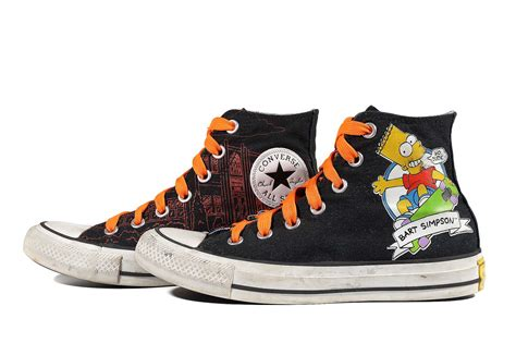 Converse Simpsons Sneakers
