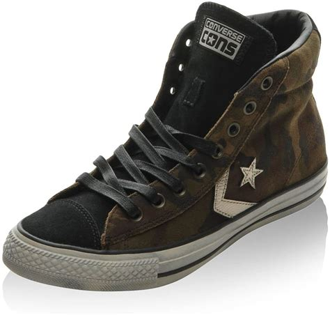 Converse Sneaker Alta Star Player Ev Mid Suede Print