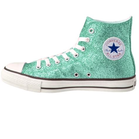 Converse Sneakers Mens Mint Green