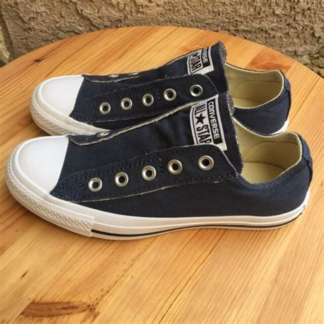 Converse Sneakers With No Laces