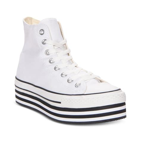 Converse Sneakers With Platform
