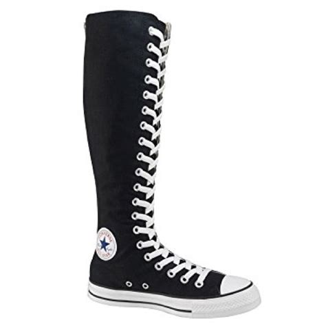 Converse Tall Lace Up Sneakers