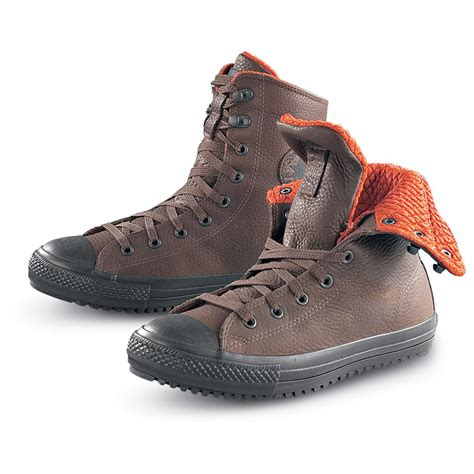 Converse Thinsulate Lined Boot Sneakers