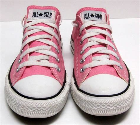 Converse Unisex Ct All Star Canvas Low Cut Sneaker