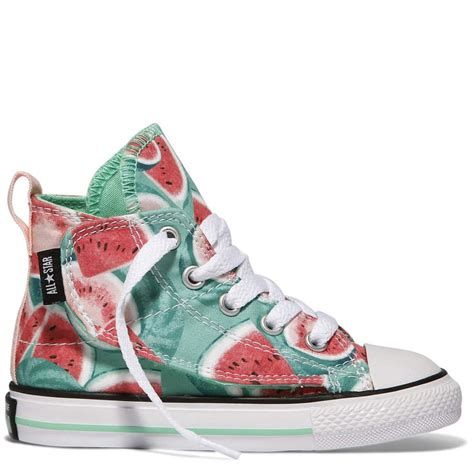 Converse Watermelon Sneakers