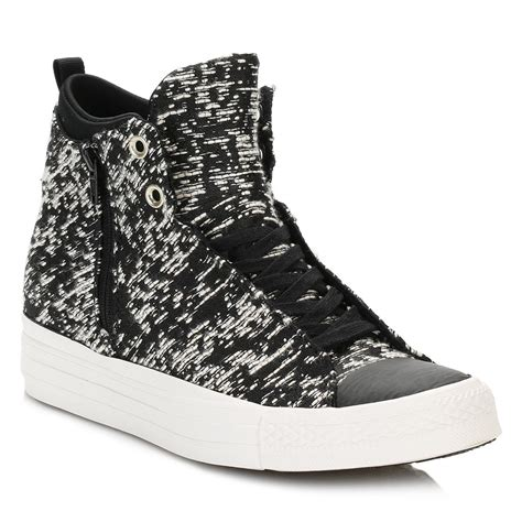 Converse Winter Knit High Top Womens Sneaker