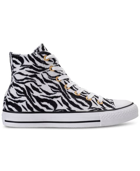 Converse Women's Chuck Taylor Ox Animal Casual Sneakers