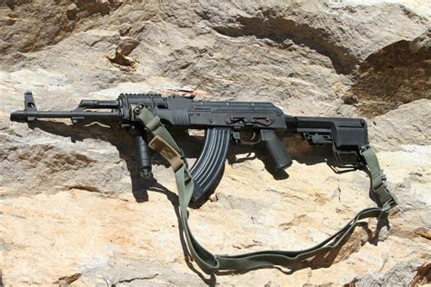 Conversion Kit For Ak 47 And Customized Underfolder Ak 47