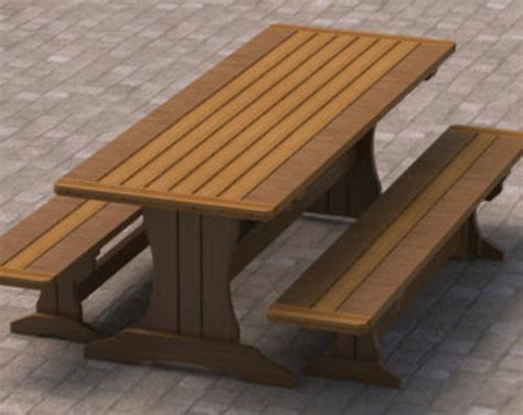 Convertible-6ft-Bench-To-Picnic-Table-Combination-Building-Plans