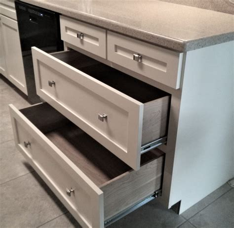 Converting Cabinet To Drawers