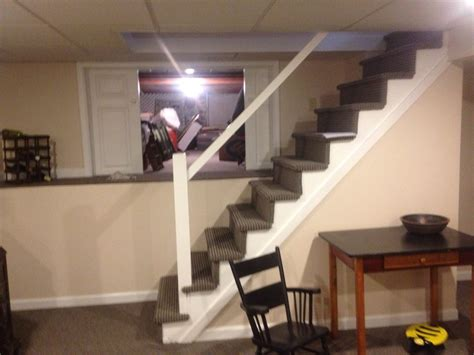 Converting Crawl Space To Storage Diy Room
