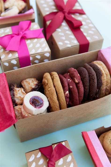 Cookie Gift Box Diy Deco