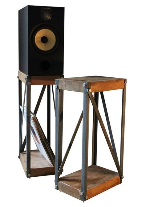 Cool DIY Speaker Stands