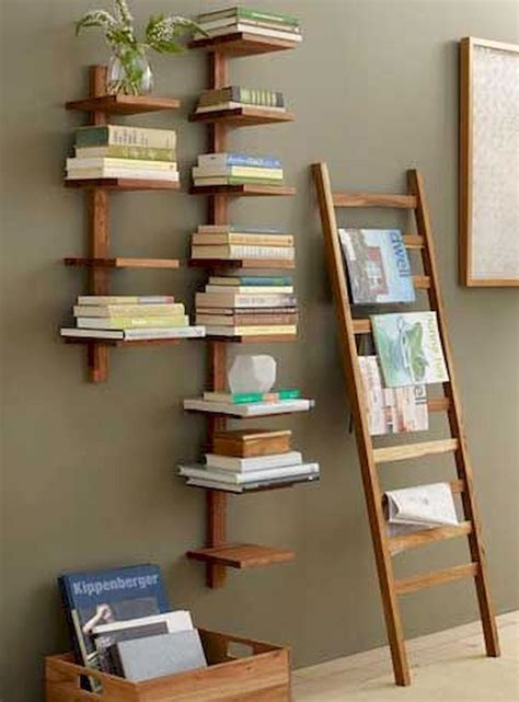 Cool Diy Bookshelf Ideas