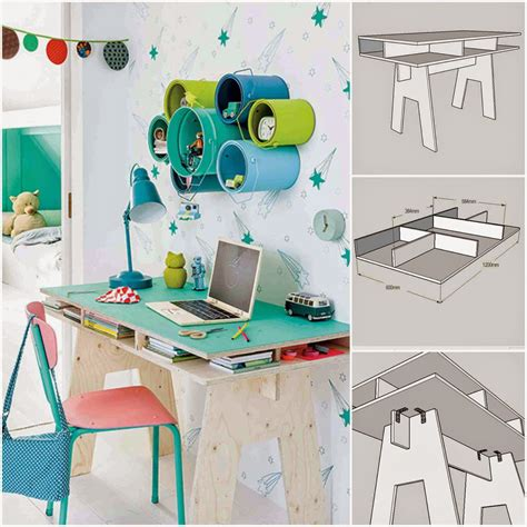 Cool Diy Desks
