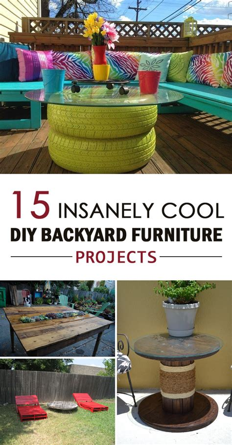 Cool Diy Projects For Yard