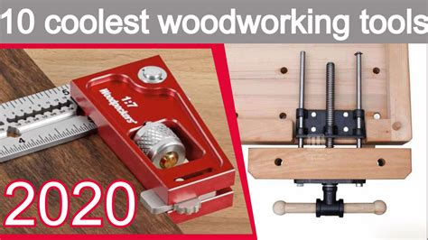 Cool New Woodworking Tools