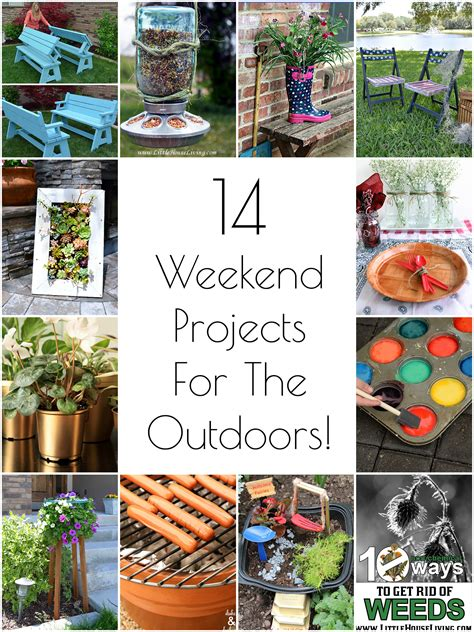 Cool Weekend DIY Projects