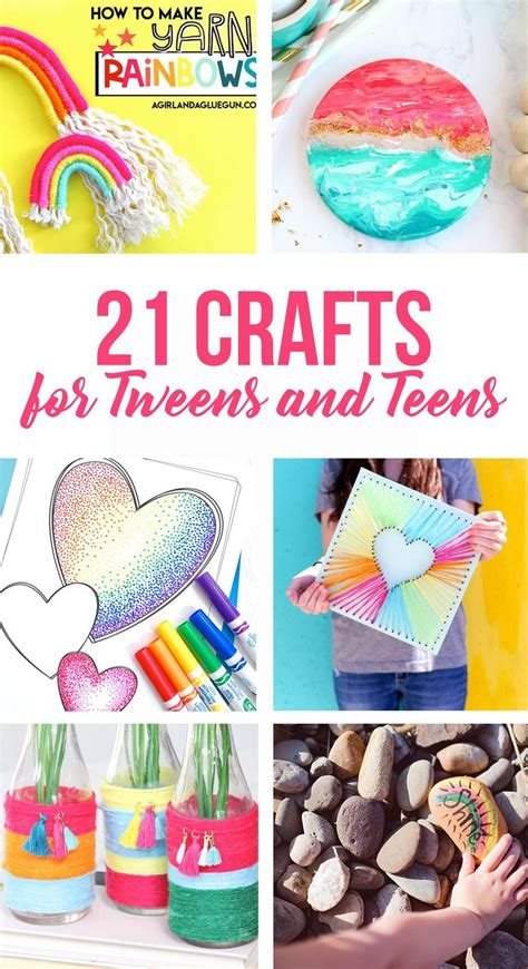 Cool-Diy-Projects-For-Tweens