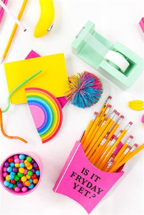 Cool-Diy-School-Supplies