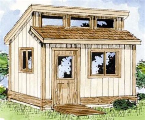 Cool-Tool-Shed-Plans