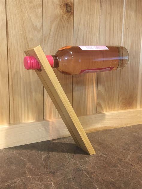 Cool-Wood-Diy-Wine-Bottle-Holder