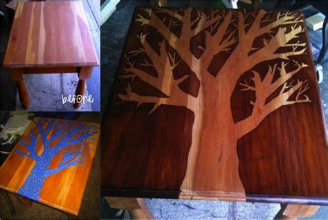 Cool-Wood-Stain-Designs