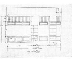 Best Cool bed blueprints