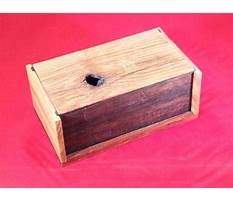 Best Cool wood projects small box