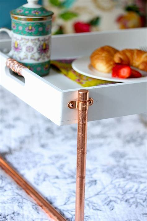 Copper Pipe Bed Diy Ideas