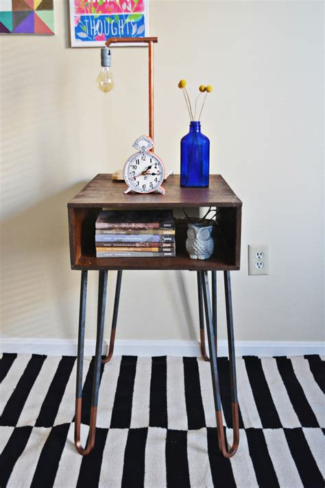 Copper Table Legs Diy Projects