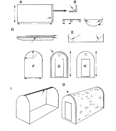Coquette Ice Fishing Shack Plans