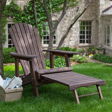 Coral Coast Big Daddy Reclining Adirondack Chair