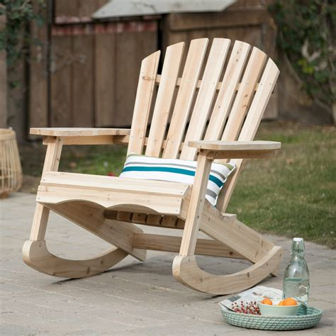 Coral-Coast-Outdoor-Adirondack-Rocking-Chair