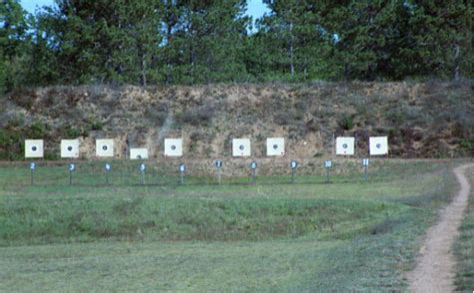 Corbin Rifle Range And East Bay Rifle Ranges