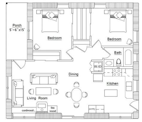 Cordwood-House-Plans-Free