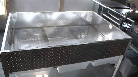 Corn Sifting Table Plans