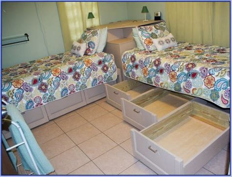 Corner Bed Unit Diy Network