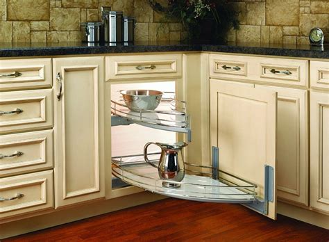 Corner Cabinet Designs For Kitchen