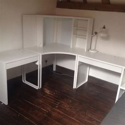 Corner Craft Desk DIY