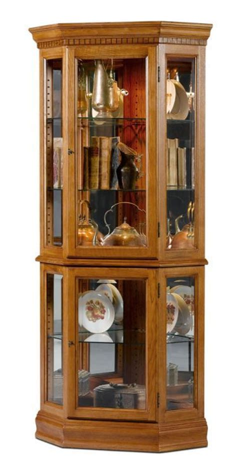 Corner Curio Cabinet Plans And Patterns