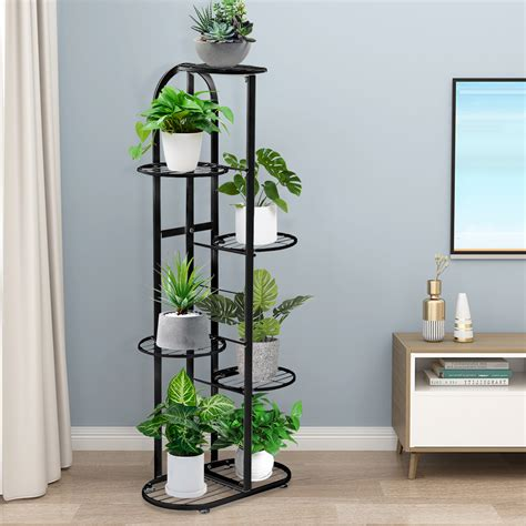 Corner Outdoor Plant Stands