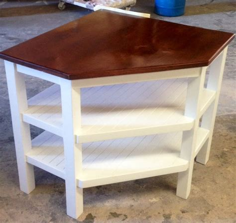 Corner Table Woodworking Plans Free