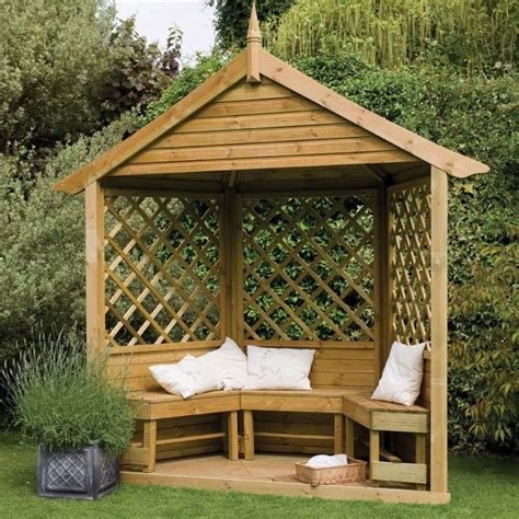 Corner Trellis Designs Images
