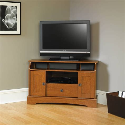 Corner Tv Cabinet Plans For Flat Screen Tv